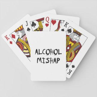 Alcohol Mishap Card Decks