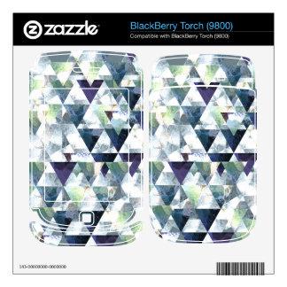 Alcohol - piel de la antorcha de Blackberry (9800) Skins Para BlackBerry
