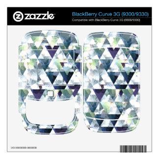 Alcohol - piel de la curva 3G de Blackberry 9300/9 BlackBerry Curve Calcomanías