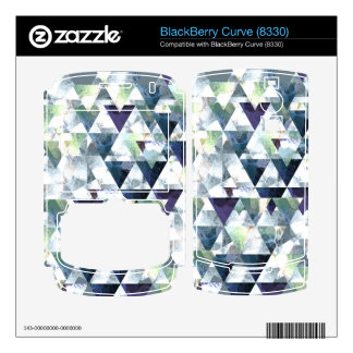 Alcohol - piel de la curva de Blackberry (8330) BlackBerry Skin