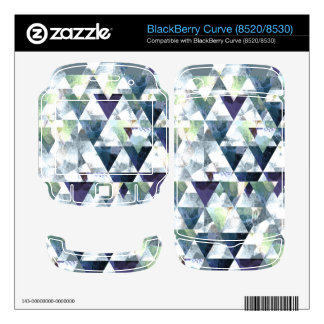 Alcohol - piel de la curva de Blackberry 8520/8530 BlackBerry Skins
