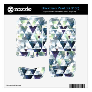 Alcohol - piel de la perla 3G (9100) de Blackberry Calcomanía Para BlackBerry