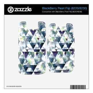 Alcohol - piel del tirón de la perla de Blackberry BlackBerry Calcomanía
