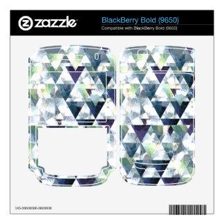 Alcohol - pieles intrépida de Blackberry (9650) BlackBerry Bold Calcomanía