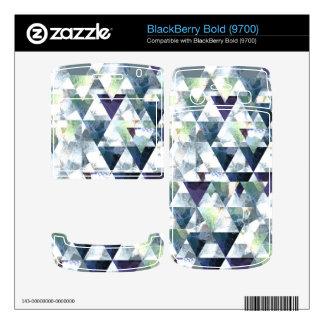 Alcohol - pieles intrépida de Blackberry (9700) BlackBerry Bold Calcomanía