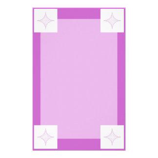 Alcohol (púrpura) papeleria personalizada