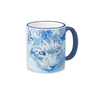 Alcohol salvaje de Leopard* del *Snow Taza A Dos Colores