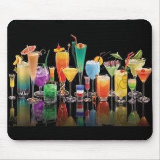 ALCOHOL ALFOMBRILLAS DE RATONES