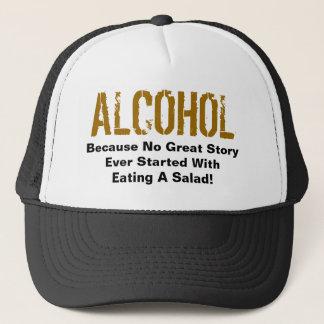 Alcohol! Trucker Hat