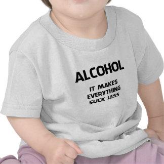ALCOHOL TSHIRTS
