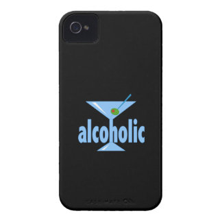 Alcoholic iPhone 4/4S Case-Mate Barely There
