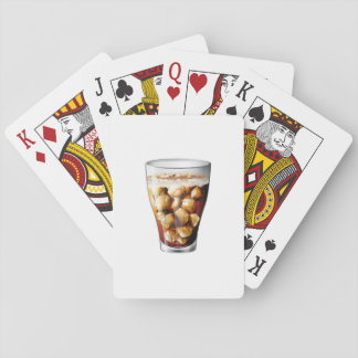 Alcoholic Mixed Drink Playing Cards