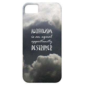 Alcoholismo Funda Para iPhone SE/5/5s
