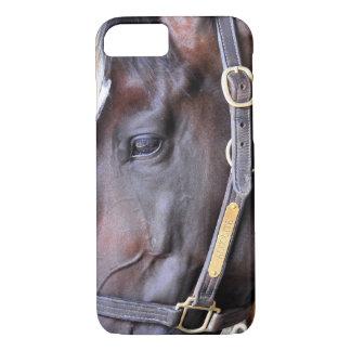 Alcolite- Horse Haven Barns at Saratoga iPhone 7 Case