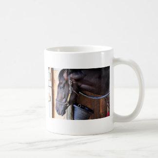 Alcolite- Horse Haven Barns at Saratoga Classic White Coffee Mug