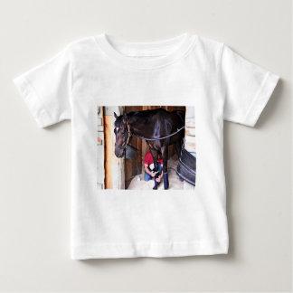 Alcolite- Horse Haven Barns at Saratoga T-shirt
