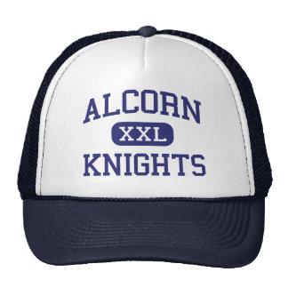 Alcorn Knights Middle Columbia Trucker Hat