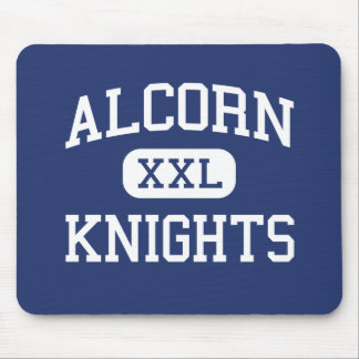 Alcorn Knights Middle Columbia Mouse Pad