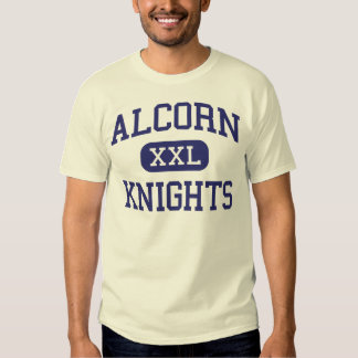 Alcorn Knights Middle Columbia T Shirt