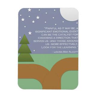 Alcott's Encouragement & Learning Magnet