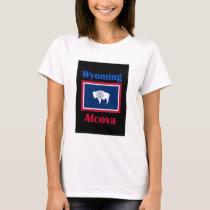 Alcova Wyoming T-Shirt