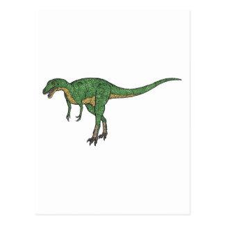 Alctrosaurus Postcard