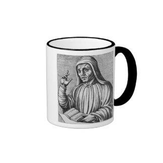 Alcuin of York Ringer Coffee Mug