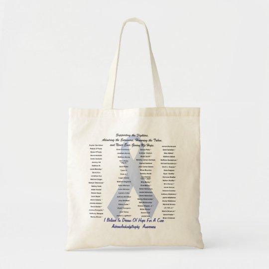 ALD Warrior /Angel Tote Bag