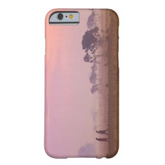 Aldeanos de las mujeres funda para iPhone 6 barely there