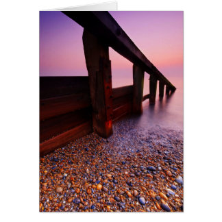 Aldeburgh Beach Suffolk 12. - Cust... - Customized Card