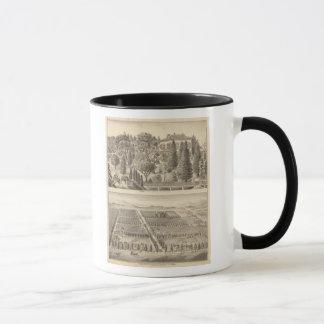 Alden residence, Harmon Tract Mug