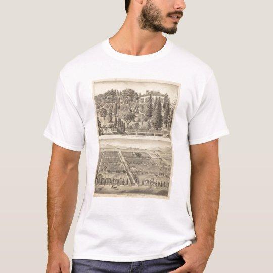 Alden residence, Harmon Tract T-Shirt
