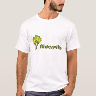 Aldenville tree - green T-Shirt