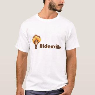 Aldenville tree - orange T-Shirt