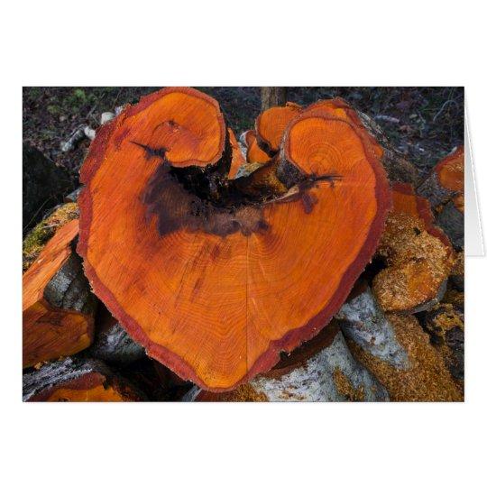 Alder Heart - Card