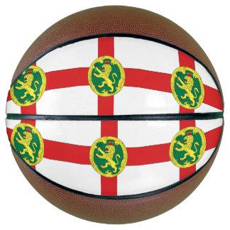 Alderney Flag Basketball