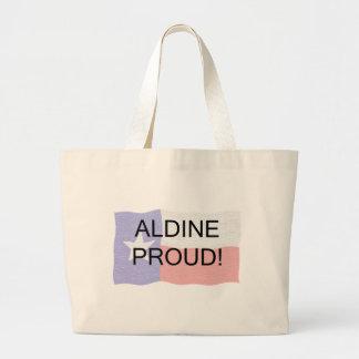 Aldine Proud Tote Bags