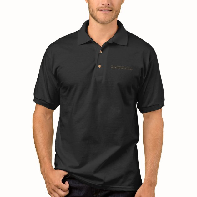 $44.45 ALDO Relaxing Guitar Gildan Jersey Polo Shirt