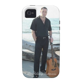 $85.95 ALDO Relaxing Guitar Music iPhone 4/4S Vibe Case 1