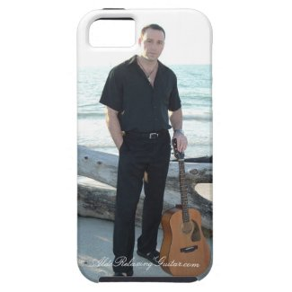 $85.95 ALDO Relaxing Guitar Music iPhone 5 Vibe Case 1 iPhone 5/5S Cases