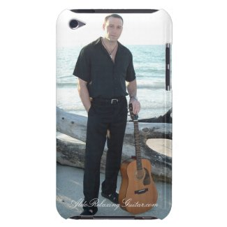$75.95 ALDO Relaxing Guitar Music iPod Touch 4G Case 1