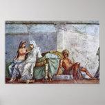 Aldobrandini Wedding Details: Bride Aphrodite And Poster