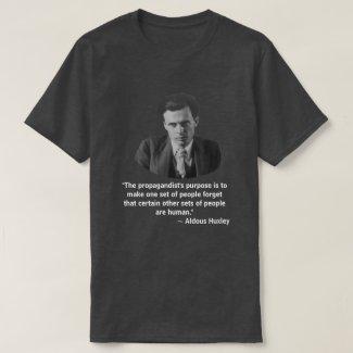 Aldous Huxley Quote T-Shirt