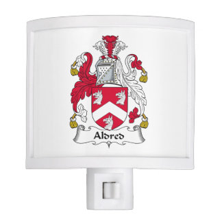 Aldred Family Crest Night Lights