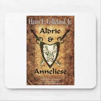 Aldric and Anneliese Mouse Pad