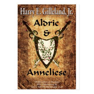 Aldric and Anneliese Postcard