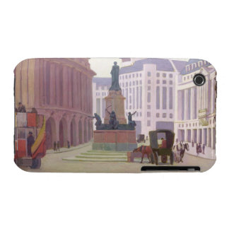 Aldwych (oil on canvas) iPhone 3 covers