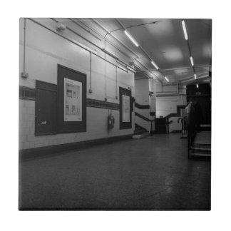Aldwych Station Ceramic Tile