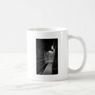 Aldwych Station Lift Shaft Coffee Mug