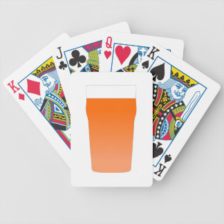 Ale bitter beer bicycle playing cards
